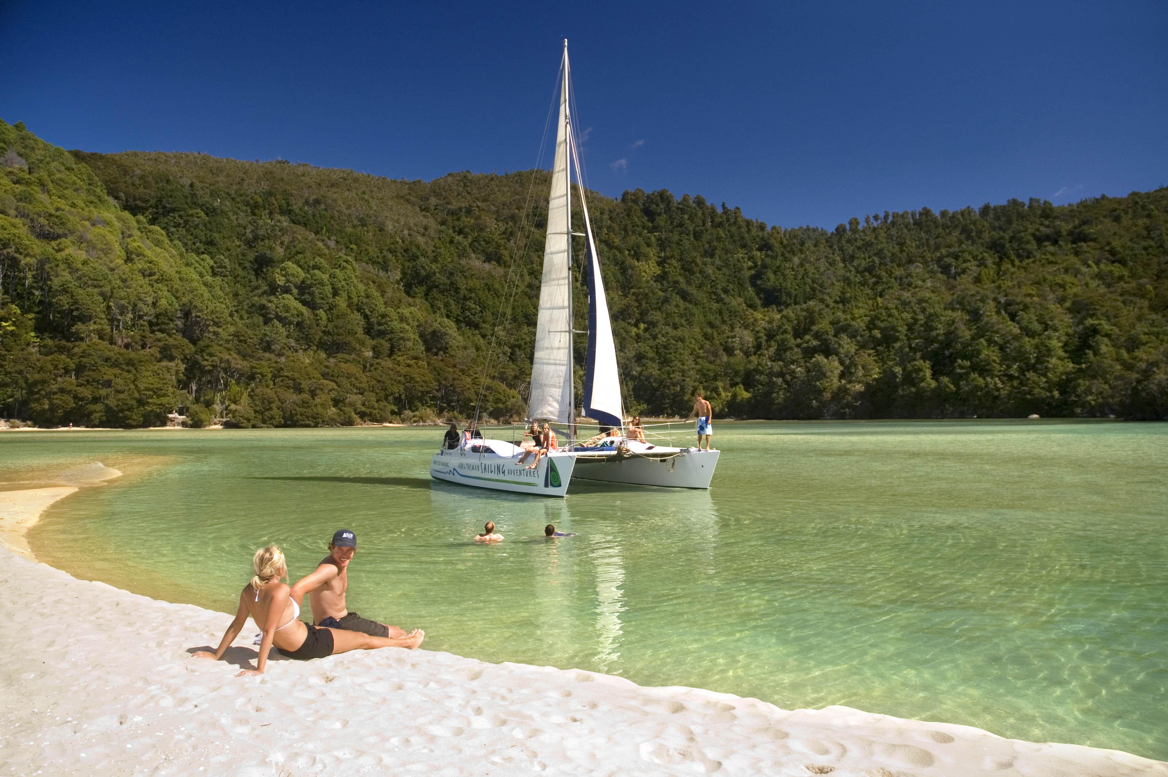 how to get to abel tasman national park